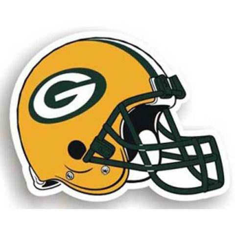 Green Bay Packers NFL 12 Car Magnet