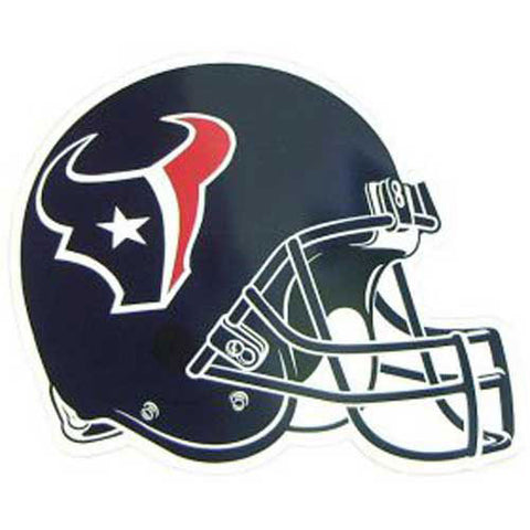 Houston Texans NFL 12 Car Magnet