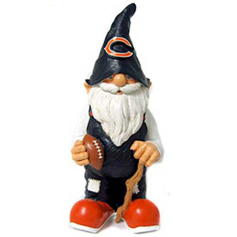 Chicago Bears NFL 11 Garden Gnome