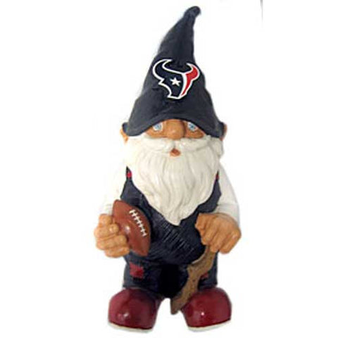 Houston Texans NFL 11 Garden Gnome