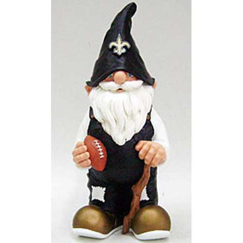 New Orleans Saints NFL 11 Garden Gnome
