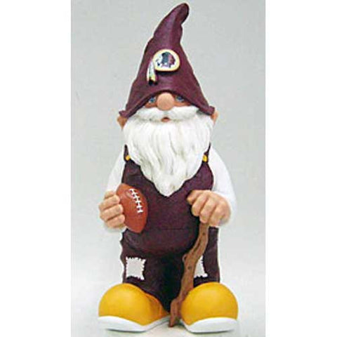 Washington Redskins NFL 11 Garden Gnome