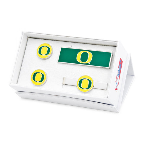 Oregon Ducks NCAA 3 Piece Gift Set