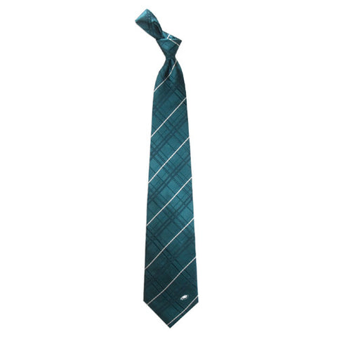 Philadelphia Eagles NFL Oxford Woven Mens Tie