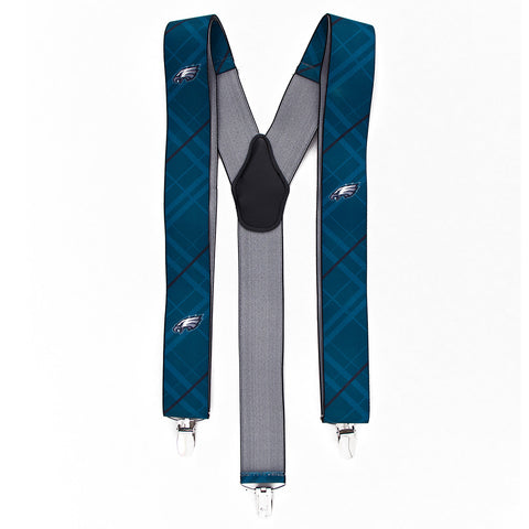 Philadelphia Eagles NFL Oxford Mens Suspenders