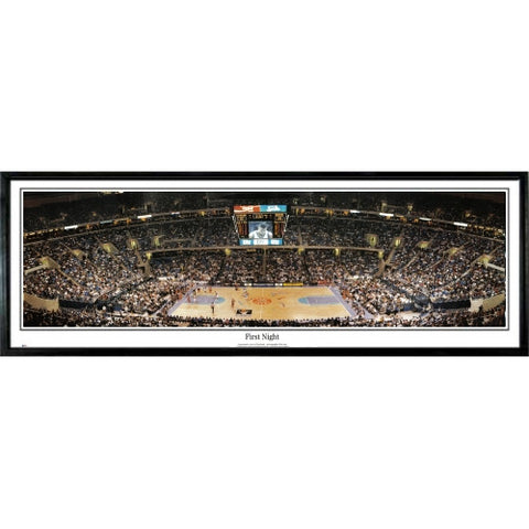 Cleveland Cavaliers First Night 13.5 x39 Standard Black Frame