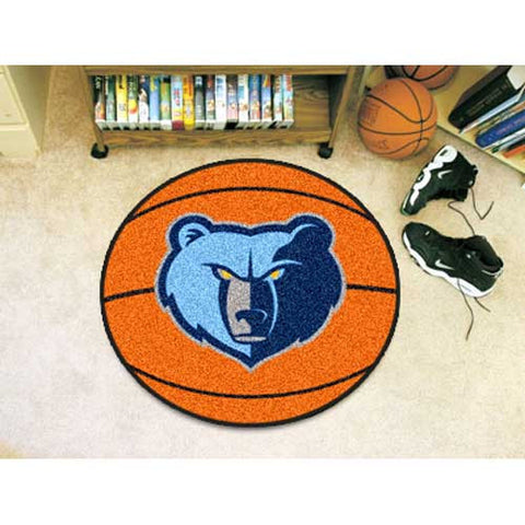 Memphis Grizzlies NBA Basketball Mat 29 diameter