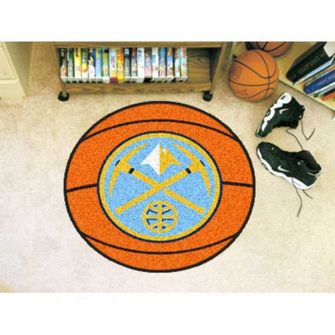 Denver Nuggets NBA Basketball Mat 29 diameter