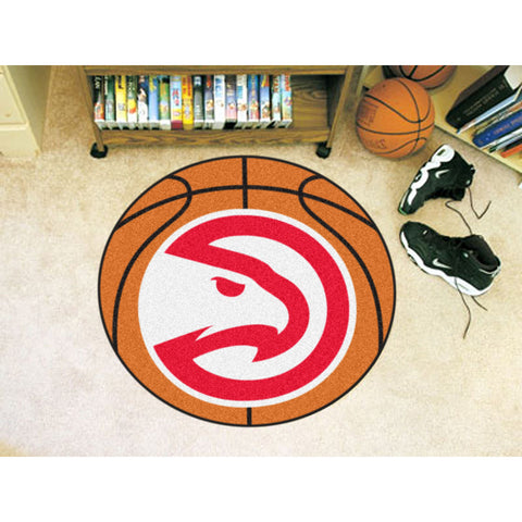 Atlanta Hawks NBA Basketball Mat 29 diameter