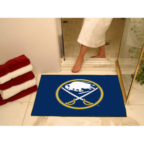 Buffalo Sabres NHL All Star Mat 34x45