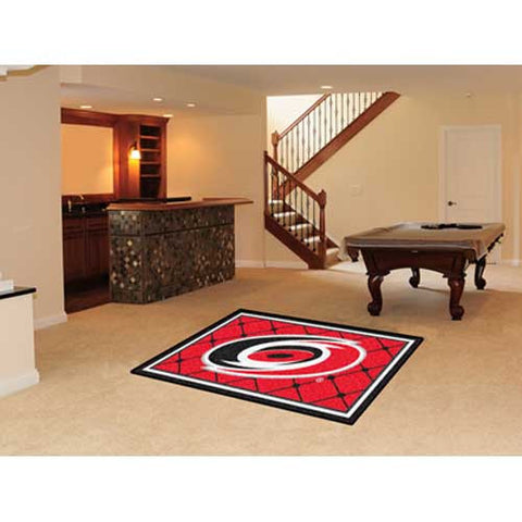Carolina Hurricanes NHL 4x6 Rug 46x72