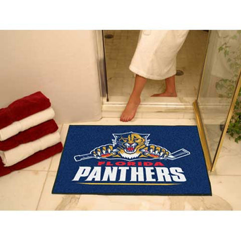 Florida Panthers NHL All Star Mat 34x45