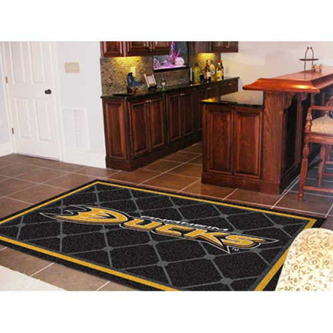 Anaheim Ducks NHL 5x8 Rug 60x92