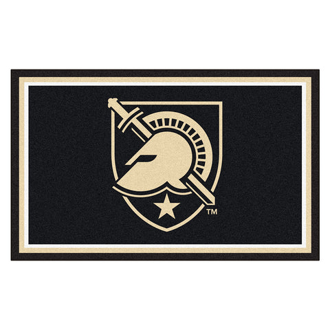 Army Black Knights NCAA 4x6 Rug 46x72