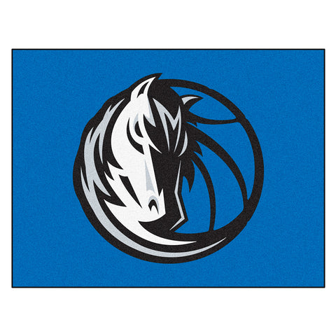Dallas Mavericks NBA All Star Floor Mat 34in x 45in