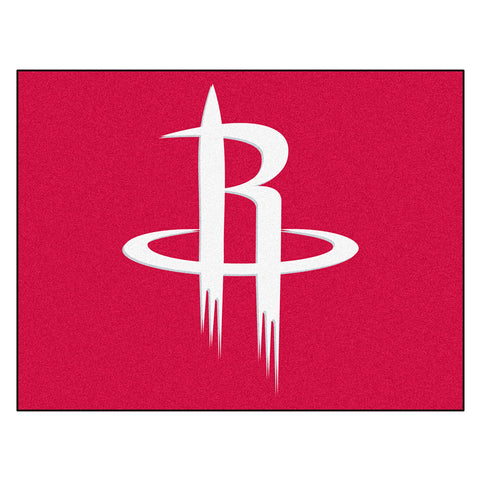 Houston Rockets NBA All Star Floor Mat 34in x 45in