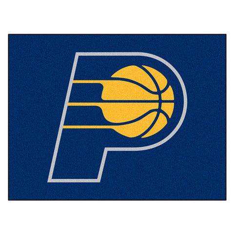 Indiana Pacers NBA All Star Floor Mat 34in x 45in