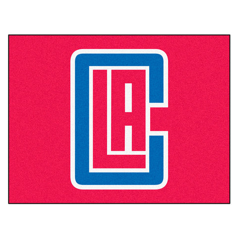 Los Angeles Clippers NBA All Star Floor Mat 34in x 45in