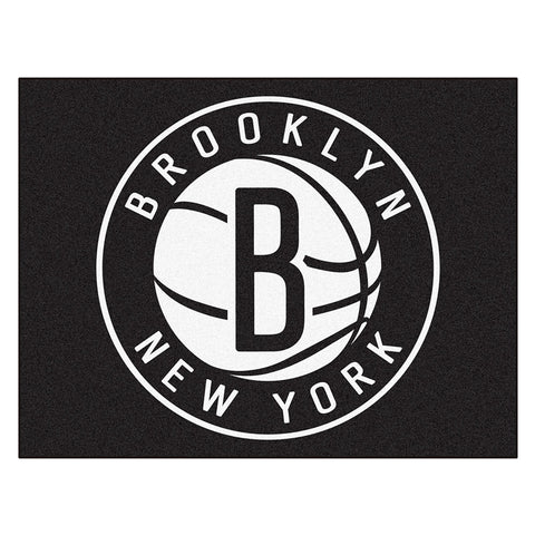 Brooklyn Nets NBA All Star Floor Mat 34in x 45in