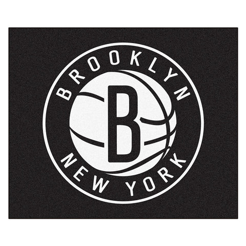 Brooklyn Nets NBA 5x6 Tailgater Mat 60x72