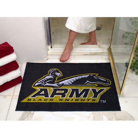 Army Black Knights NCAA All Star Floor Mat 34 x45