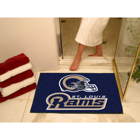 Los Angeles Rams NFL All Star Floor Mat 34 x45
