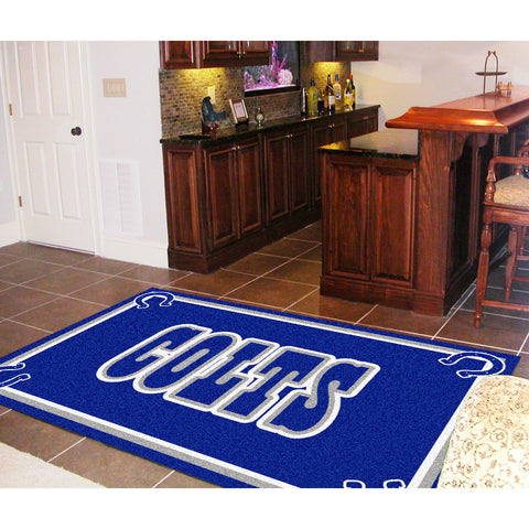 Indianapolis Colts NFL Floor Rug 5x8