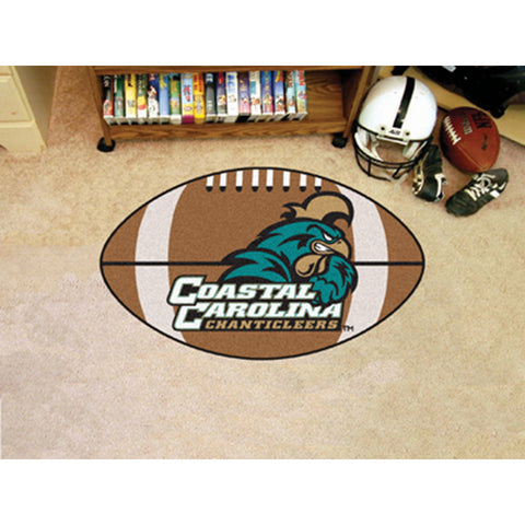 Coastal Carolina Chanticleers NCAA Football Floor Mat 22x35