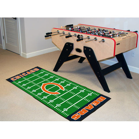 Chicago Bears NFL Floor Runner 29.5x72