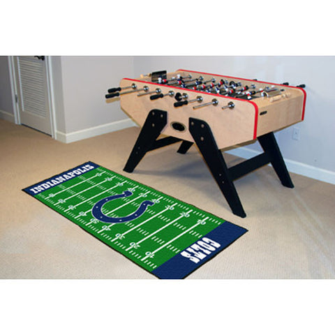 Indianapolis Colts NFL Floor Runner 29.5x72