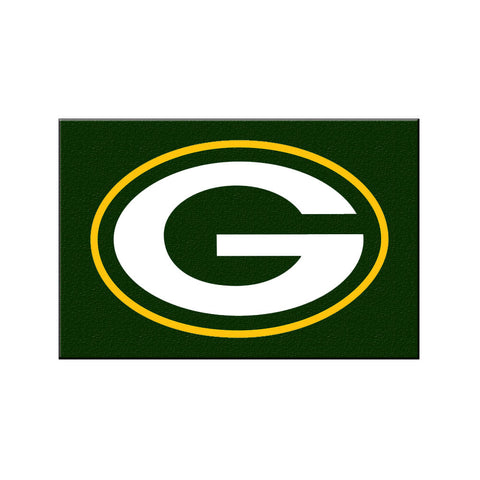Green Bay Packers NFL Rookie Bathroom Rug 19x30