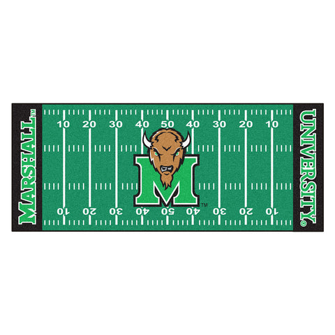 Marshall Thundering Herd NCAA Floor Runner 29.5x72