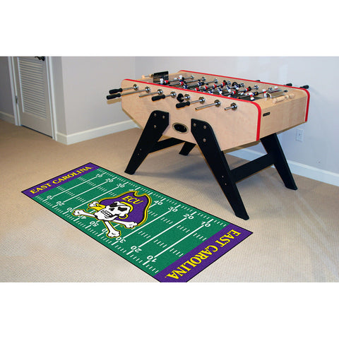 East Carolina Pirates NCAA Floor Runner 29.5x72