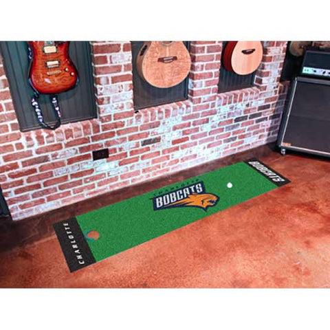 Charlotte Bobcats NBA Putting Green Runner 18x72