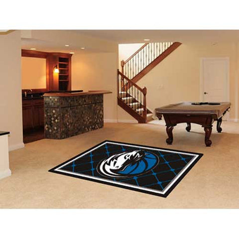 Dallas Mavericks NBA 5x8 Rug 60x92