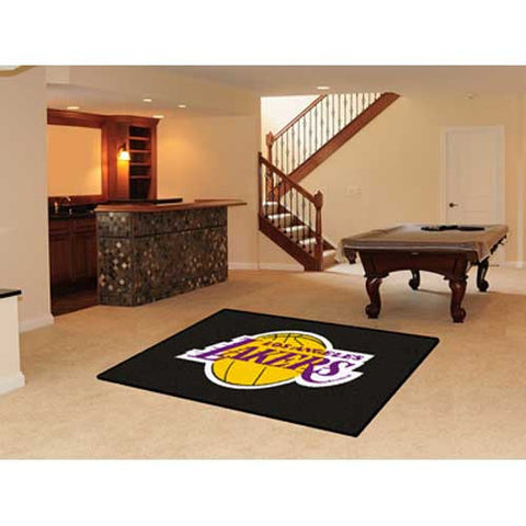 Los Angeles Lakers NBA 5x8 Ulti Mat 6096