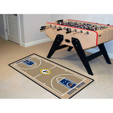 Indiana Pacers NBA 2x4 Court Runner 24x44