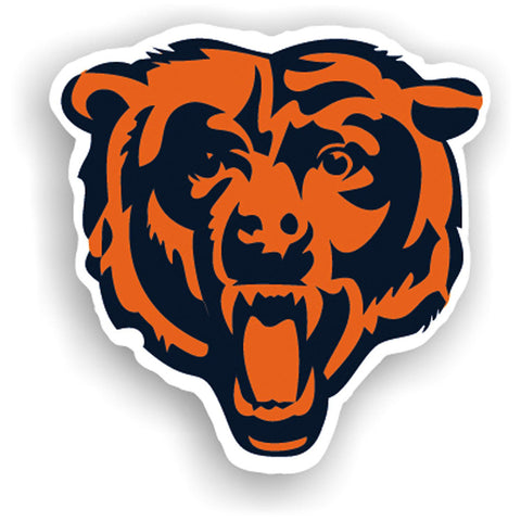 Chicago Bears NFL 12 Inch Car Magnet