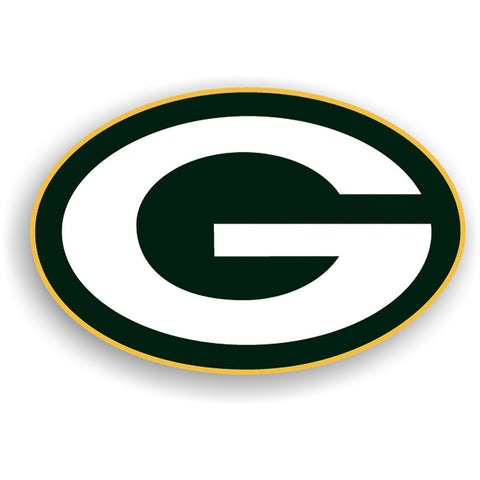 Green Bay Packers NFL 12 Inch Car Magnet