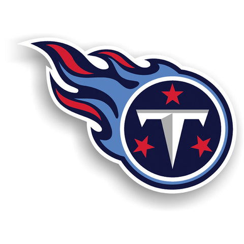 Tennessee Titans NFL 12 Inch Car Magnet