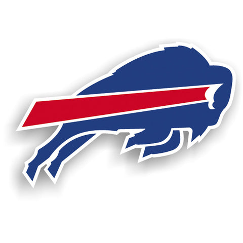 Buffalo Bills NFL 12 Inch Car Magnet