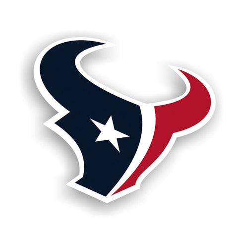 Houston Texans NFL 12 Inch Car Magnet