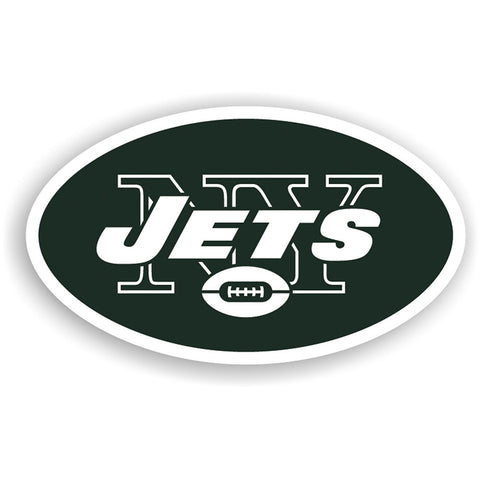 New York Jets NFL 12 Inch Car Magnet