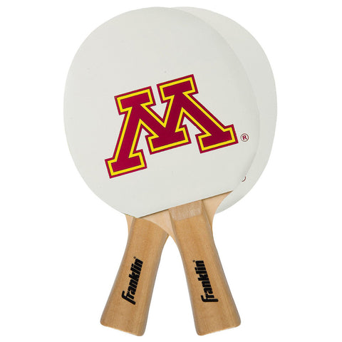 Minnesota Golden Gophers NCAA Tennis Paddle 2 Paddles
