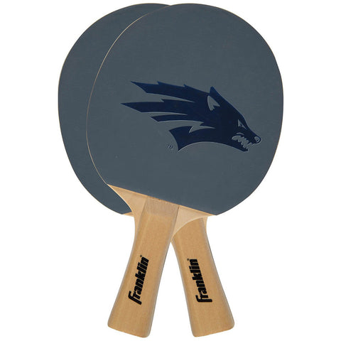 Nevada Wolf Pack NCAA Tennis Paddle 2 Paddles