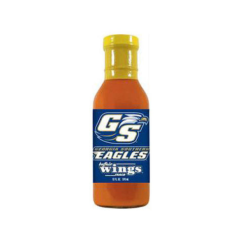 Georgia Southern Eagles NCAA Buffalo Wing Sauce 12oz