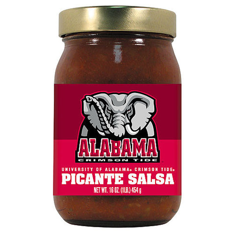 Alabama Crimson Tide NCAA Picante Salsa 16oz