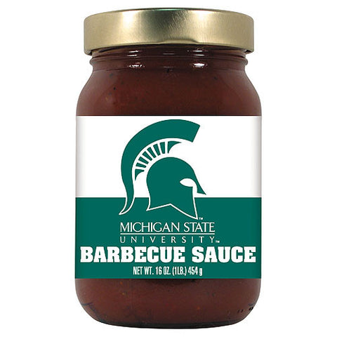 Michigan State Spartans NCAA Barbecue Sauce 16oz