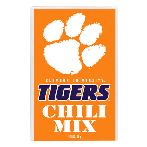 Clemson Tigers NCAA Championship Chili Mix 2.75oz