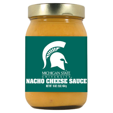 Michigan State Spartans NCAA Nacho Cheese Sauce 16oz